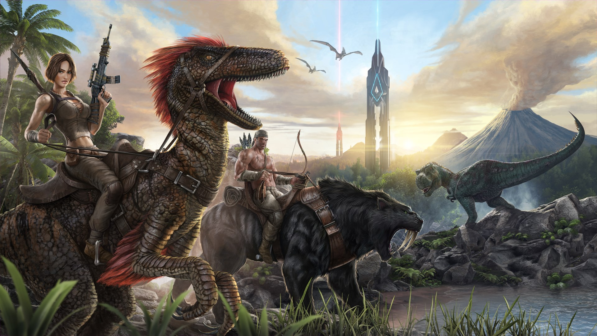 ark survival evolved game free download for pc