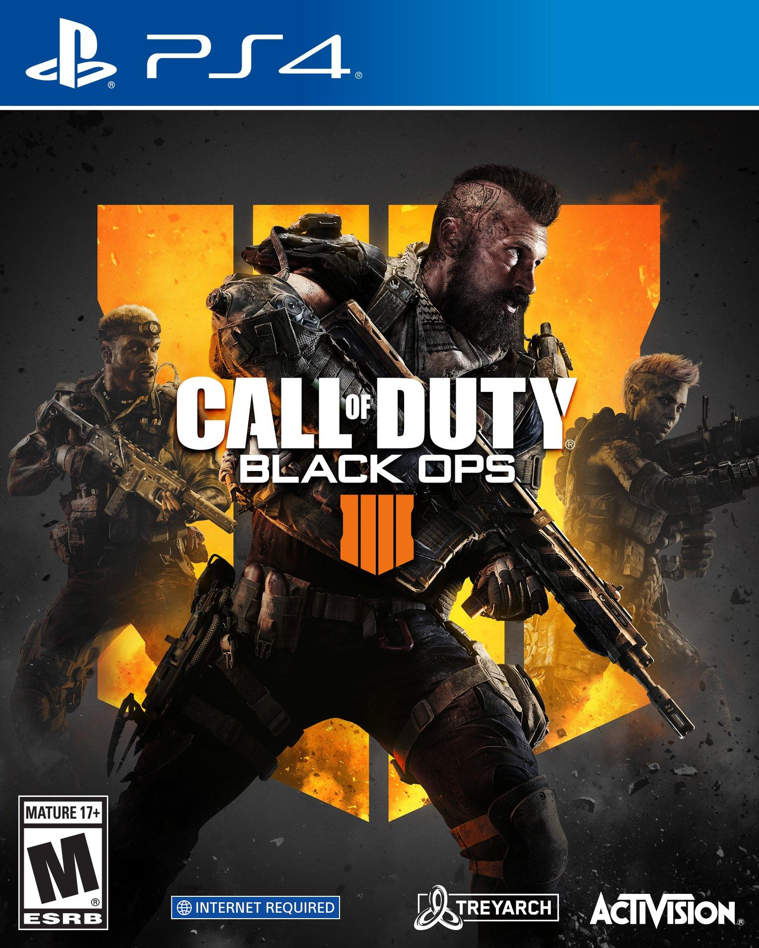 Call Of Duty Black Ops 4 Game Free Download For Xbox One