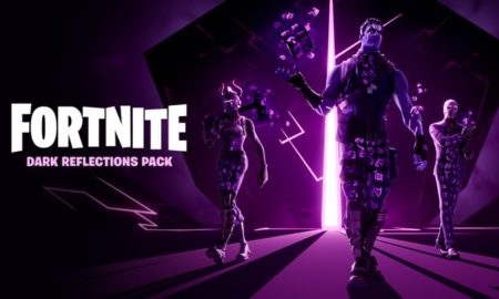 Fortnite dark reflection