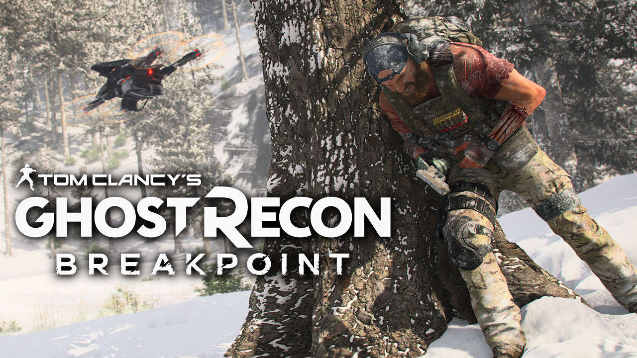 Ghost Recon Breakpoint buy