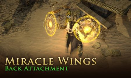 Path of Exile miracle wings