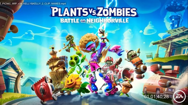 Plants vs. Zombies: Battle for Neighborville Founder's Edition is Out Now