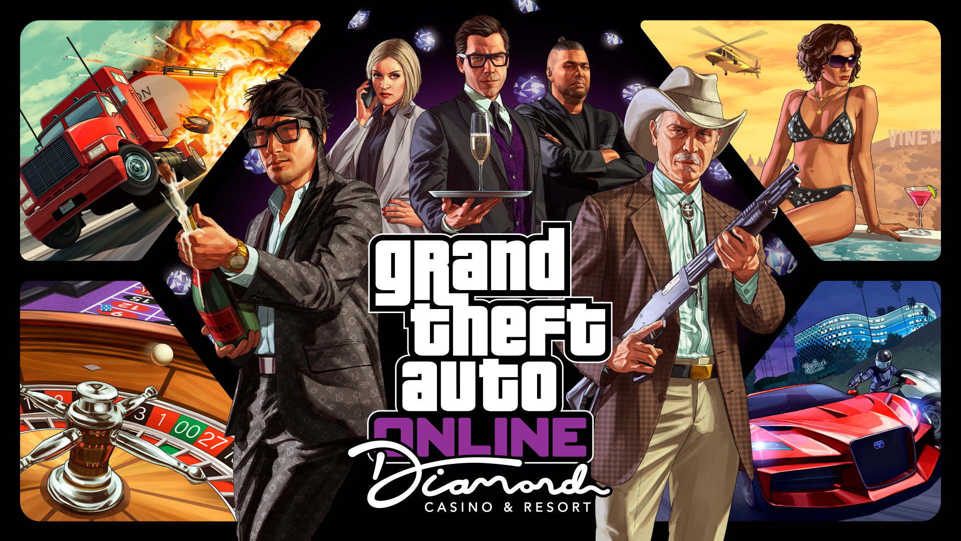Grand Theft Auto (GTA) V Game Free Download for Xbox One
