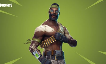 Fortnite bandolier outfit