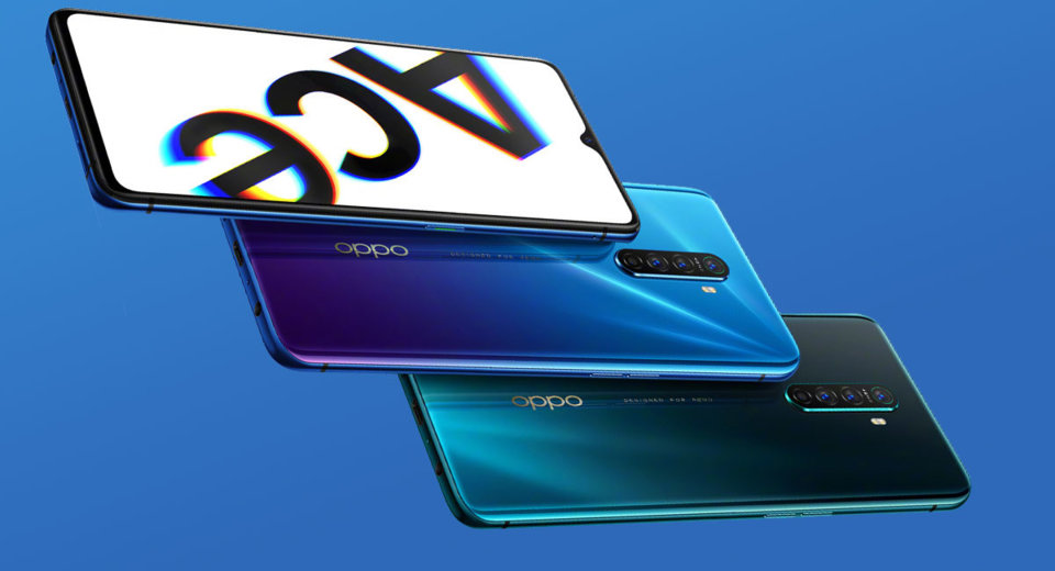 Image result for oppo Reno Ace