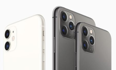 Apple's new iPhone 11, iPhone 11 Pro and iPhone 11 Pro Max