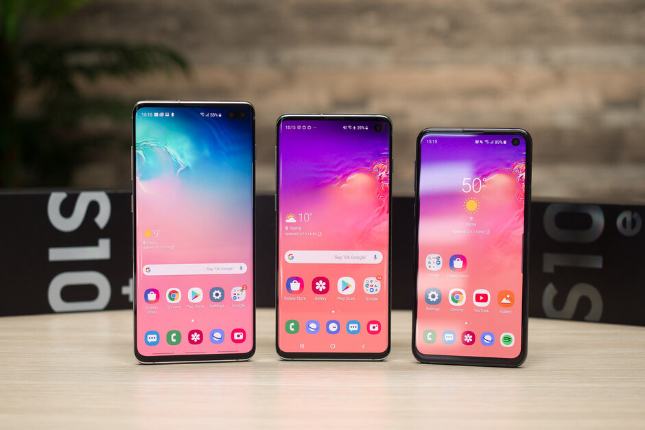 Android 10 beta update for Samsung Galaxy S10