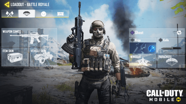 Call of Duty Mobile Download by Numbers