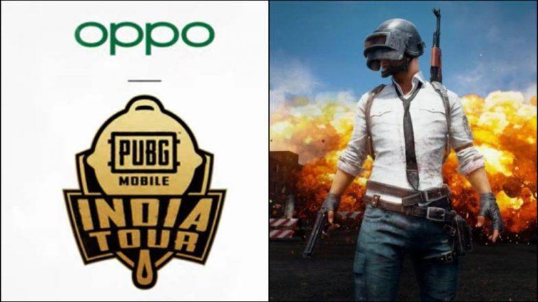 OPPO PUBG Mobile India Tour 2019