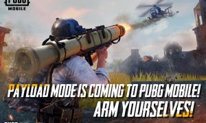 PUBG Mobile Payload Mode on 23 Oct