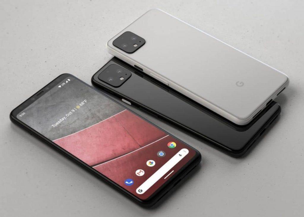 New Google Pixel 4 Smartphone