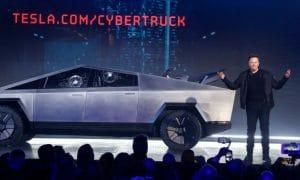Tesla Cybertruck Preorders